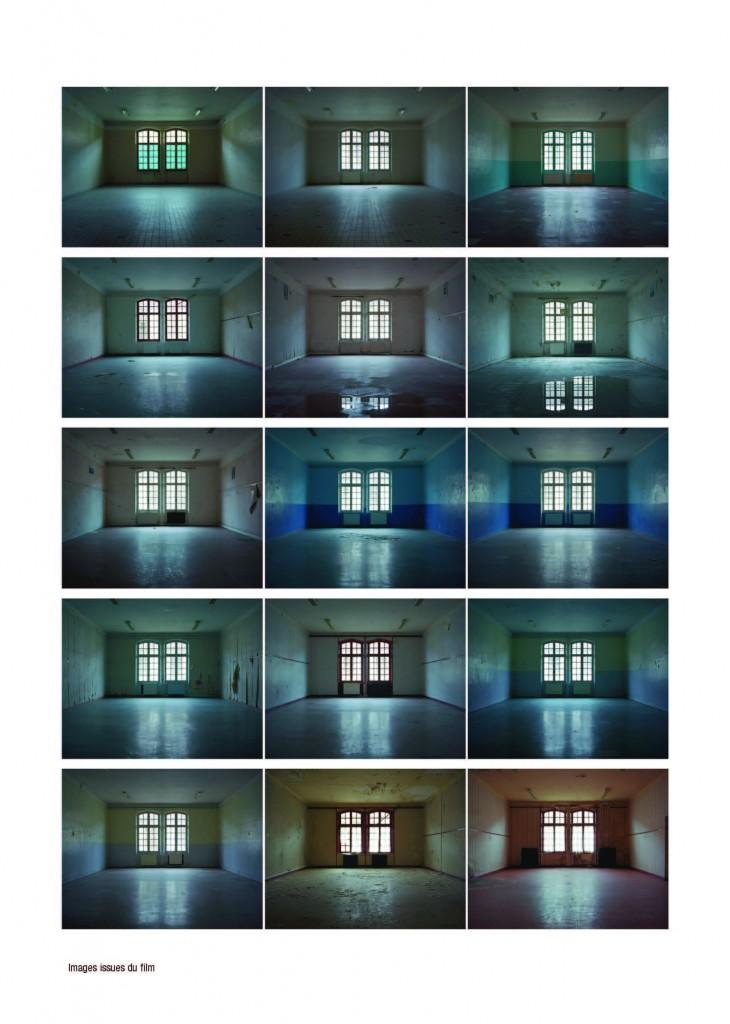 """André Avril, exposition, """"les réceptacles"""""""